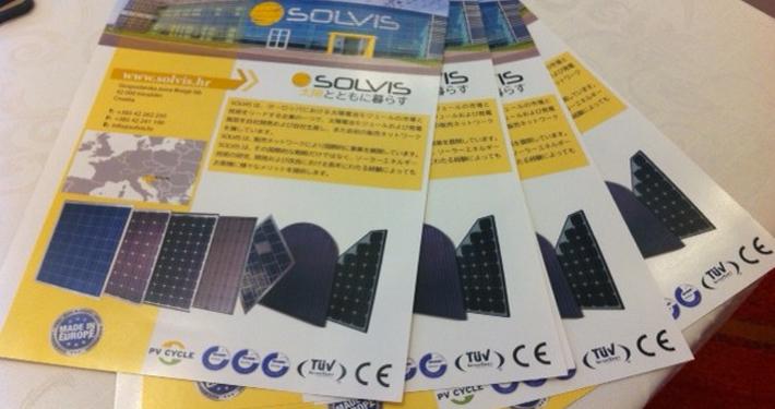 Solvis u Tokiju u sklopu EU Gateway Programme