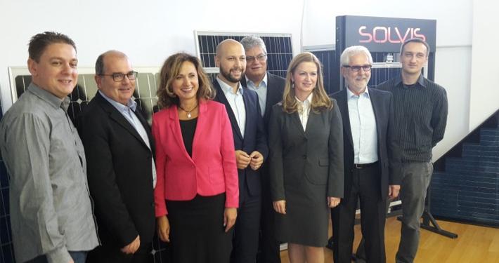 Solvis-Posjet ministra zaštite okoliša i prirode