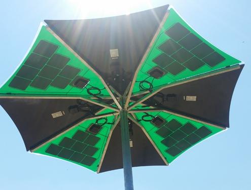 Solarni kišobran