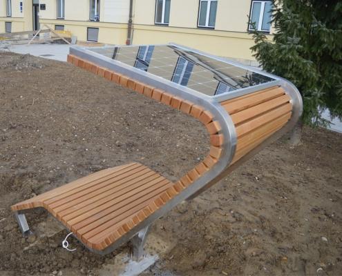 Solvis-Solarna ležaljka