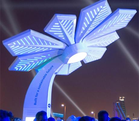 Solvis-Solarna palma
