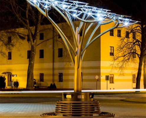 Solvis-Solarno stablo
