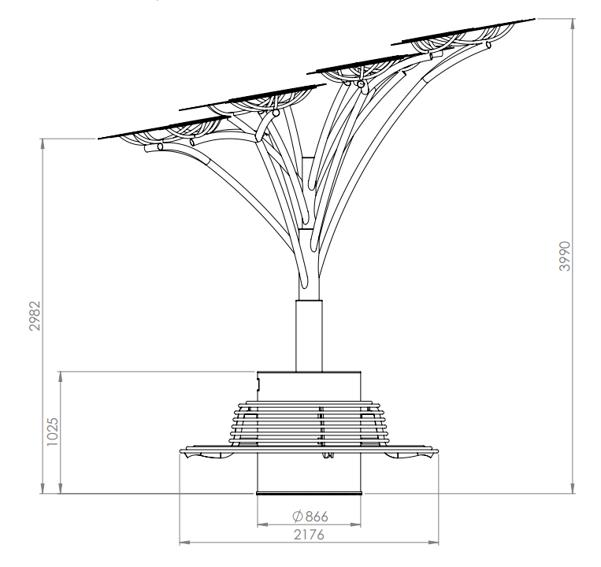 Nacrt-Solarno stablo