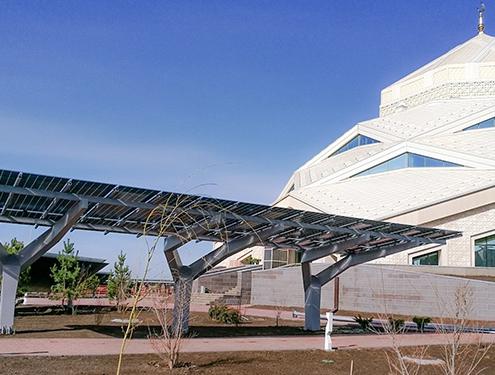 Solvis-Autonomno napajanje džamije u Astani u Kazahstanu, prvo takvo u svijetu!